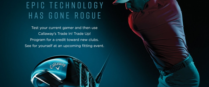 Callaway Fitting/Demo Day Wednesday April 18th