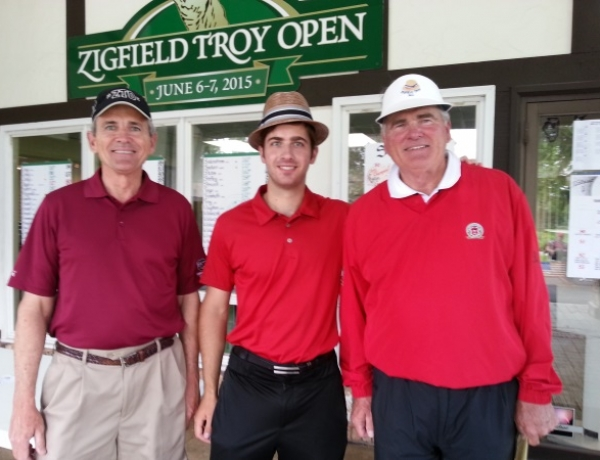 The Zigfield Troy Open is June 25-26, 2016