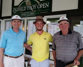 Raymond Knoll Wins the 36th Annual Zigfield Troy Open
