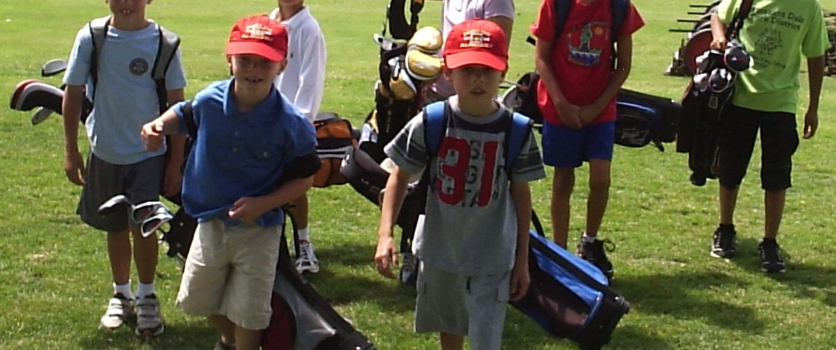 Jr. Golf Registration has begun!